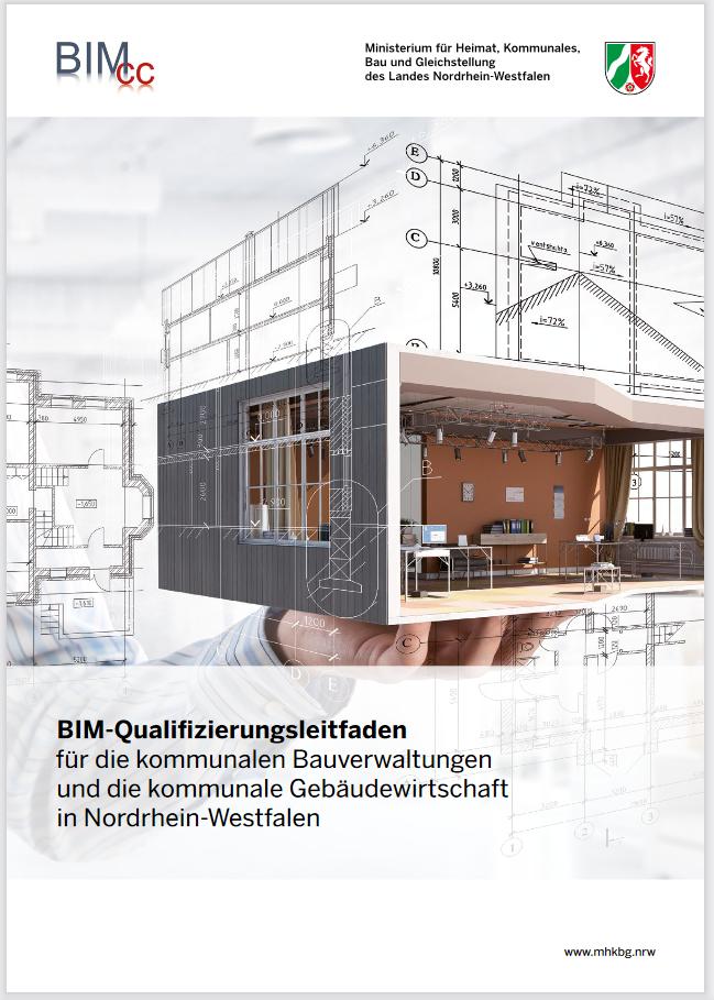 BIM Qualifizierungsleitfaden Kommunen NRW